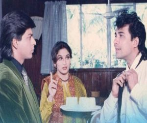 Madhuri celebrates 27 years of Anjaam, calls it one of her memorable films - Hindi News