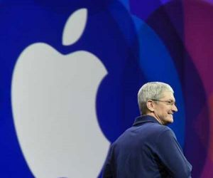 Apple posts record growth in India in June quarter, says Tim Cook - Hindi News Portal
