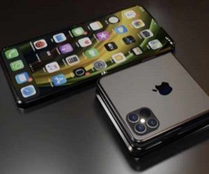 Apple to launch foldable iPhone with 8-inch display - Hindi News Portal