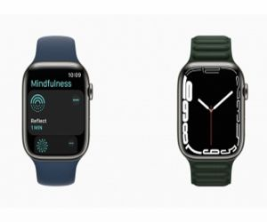 Apple unveils Watch Series 7 with redesigned display, new features - Hindi News