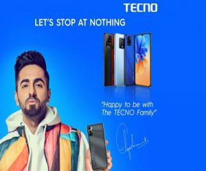 Ayushmann Khurrana roped in as TECNO India brand ambassador for 2021 - Hindi News