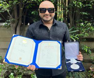 B Praak overwhelmed with his win at National Film Awards - Hindi News