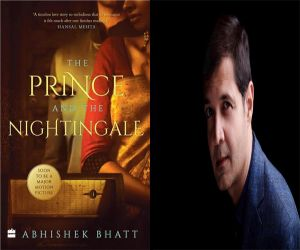 Proposal to make a circle film, TV and web serial on Abhishek novel The Prince and the Nightingale - Hindi News