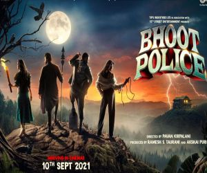 Bhoot Police to hit theatres on September 10 - Hindi News