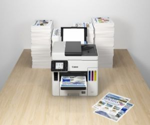 Canon India launches new printers for small offices - Hindi News