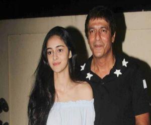 Chunky Pandey: I am proud to be Ananya Pandey dad - Hindi News