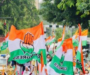 यूपी में कांग्रेस ने प्रतापगढ़ की घटना को लेकर किया राज्यव्यापी विरोध प्रदर्शन