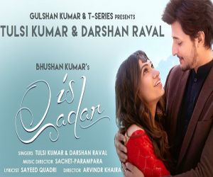 Darshan Raval, Tulsi Kumar unite for new single Is qadar - Hindi News