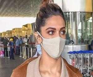 Deepika Padukone tests Covid positive - Hindi News