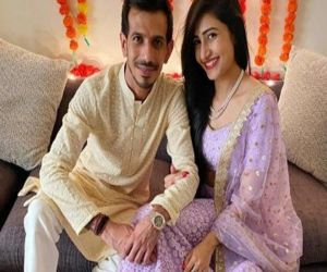 T20 World Cup: Dhanashree Verma reacts after Yuzvendra Chahal not included in India squad - Hindi News