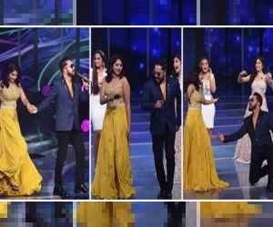 Did Mika Singh propose to Bhoomi Trivedi on TV? - Hindi News Portal