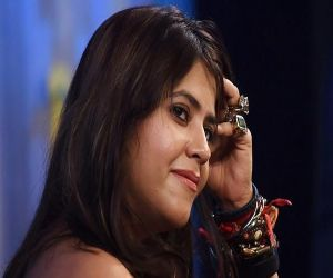 Ekta Kapoor to have dinner with Minister Mamta Bhupesh in Jaipur! - Hindi News