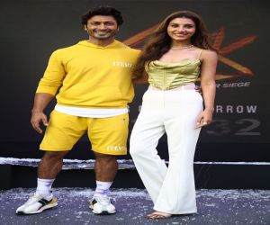 The much awaited trailer of the film Sanak released - Hindi News