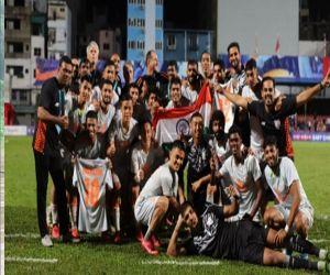 India wins record 8th SAIF Championship title - Hindi News Portal