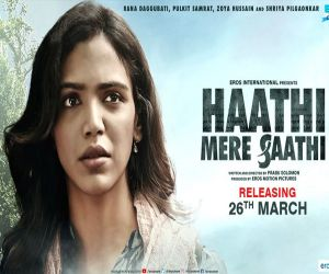Haathi Mere Saathi celebrates Womens Day with new poster of Shriya, Zoya - Hindi News