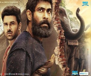 Rana Daggubati Haathi Mere Saathi trailer released in powerful style - Hindi News