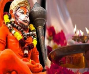 Worship Lord Hanuman like this on Tuesday, all distress will be away - Hindi News