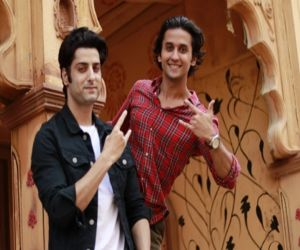 Hitanshu Jinsi, Meghan Jadav talk about their off-screen bond - Hindi News