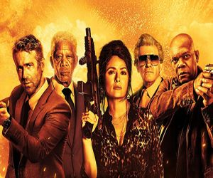 Hitmans Wife Bodyguard is all set to have its theatrical release in India on 6th August - Hindi News