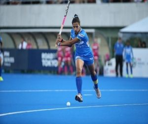 Olympics Women Hockey - Vandana hat-trick, India won the d. beat Africa 4-3 - Hindi News Portal