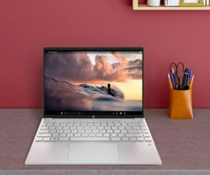 HP launches lightest consumer notebook Pavilion Aero in India - Hindi News