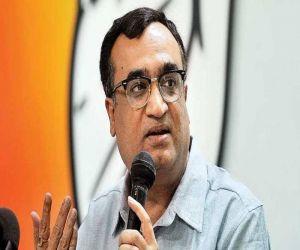 वैक्सीन लीडर देश को टीका भिखारी बना दिया गया है - कांग्रेस नेता अजय माकन