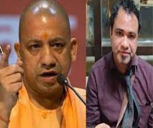 कफील खान ने कोविड मरीजों के इलाज के लिए योगी से निलंबन रद्द करने की मांग की