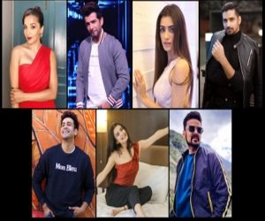 Jay Bhanushali, Monalisa open up on their roles in Dhappa - Hindi News