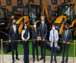 JCB India introduces its new range of CEV Stage IV Compliant Wheel Construction Equipment Vehicles  - Hindi News Portal