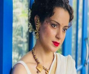 Kangana pens emotional letter to mom on Mothers Day - Hindi News
