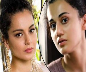 Kangana to Taapsee over tax raid jibe: You will always remain sasti - Hindi News