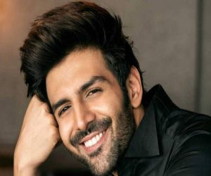 Kartik Aaryan wonders if lockdown is on in cheeky post - Hindi News