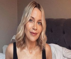 Kate Lawler on becoming a mom: The hardest thing I have experienced - Hindi News