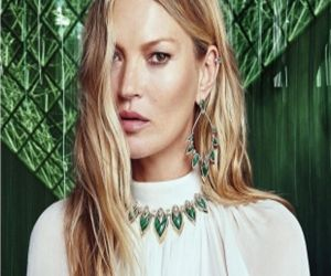 Kate Moss training to be a tattoo artist - Hindi News