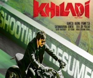 Ravi Teja to resume Khiladi shoot on July 26 - Hindi News