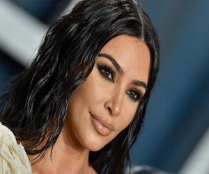 Kim Kardashian sensuous tennis match - Hindi News