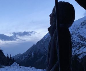 Kirti Kulhari shares photo from her trip to the mountains - Hindi News