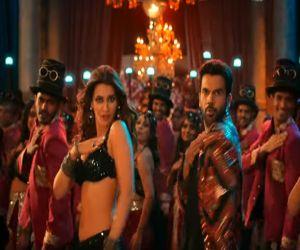 Kriti, Rajkummar amp up the Hum Do Hamare Do track Bansuri - Hindi News