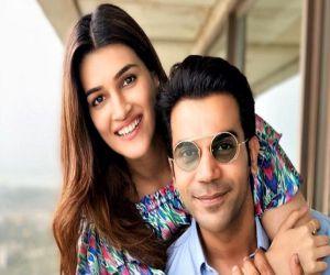 Kriti Sanon and Rajkummar Rao get candid about their sparkling on screen chemistry - Hindi News