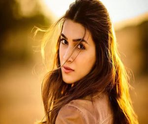 Kriti Sanon: What breaks us somewhere unites us - Hindi News