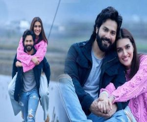 Kriti Sanon wraps up shoot for Bhediya - Hindi News