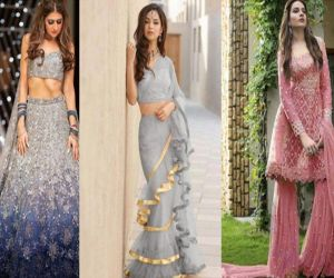 Latest Ethnic Fashion Ideas See Trending Indian Dresses for Women - Hindi News