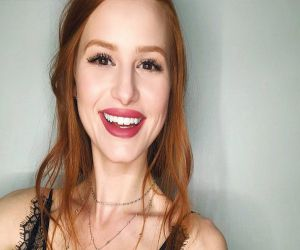Riverdale star Madelaine Petsch: Busier I am, the less anxiety I have - Hindi News