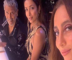 Malaika, Milind, Anusha to judge Supermodel Of The Year 2 - Hindi News