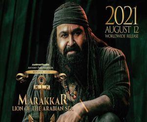Superstar Mohanlal expects Onam release for Marakkar - Hindi News