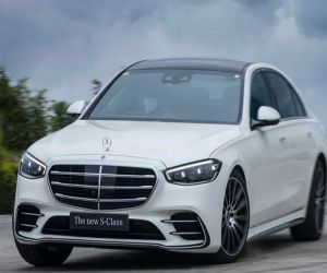 Mercedes-Benz India launches seventh generation of S-Class - Hindi News