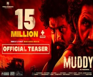 Muddy Teaser records 15 million views! - Hindi News