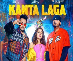 Neha Kakkar, Yo Yo Honey Singh party track Kanta Laga out now - Hindi News