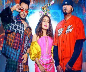 Neha Kakkar learnt Kanta Laga moves in one day - Hindi News
