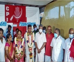 Married with the simplicity of socialism and Mamta Banerjee - Hindi News Portal